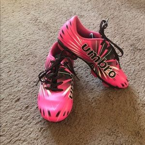 Girls Soccer Cleats size 12